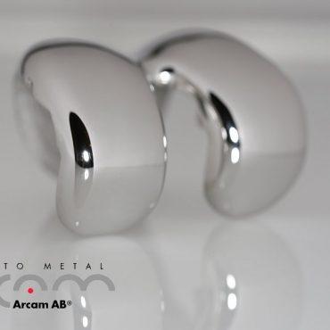Arcam - Knee Metal additive manufacturing