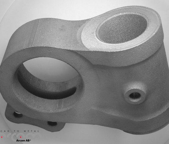 Arcam Q20plus - Landing Gear Iso