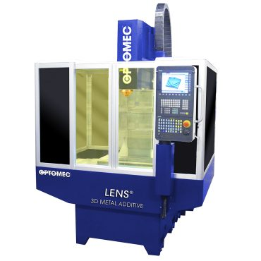 OPTOMEC LENS Machine Tool Series