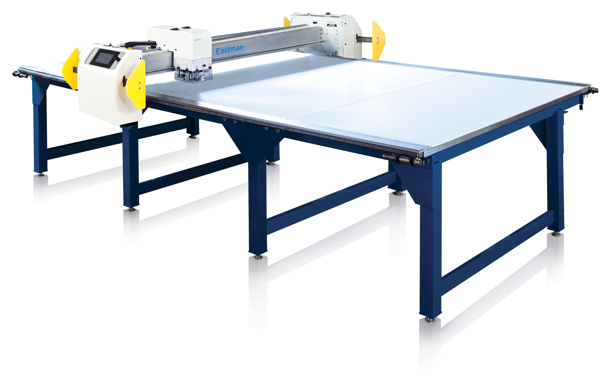 Eagle s125 static table cutting system multistation en for Plotter de mesa