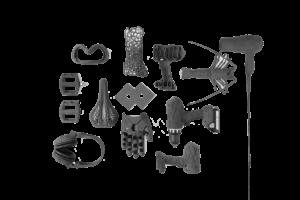 production de pièces impression 3D