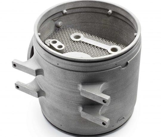 Arcam - Hydraulic Manifold