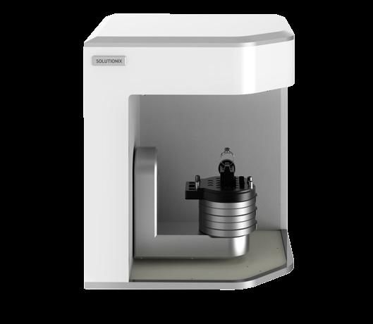 Scanner 3D SOLUTIONIX D500