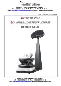 Doc Solutionix C500