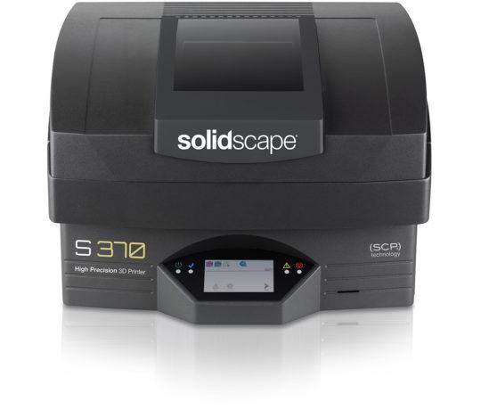 Solidscape S370 high precision 3D printer