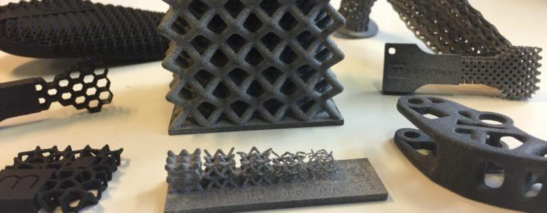 Etude de l'impact du diamètre du brin sur les propriétés de la pièce finale fabriquée par notre machine HP Multi Jet Fusion