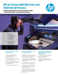 Multijet couleur 300-500 by HP MULTISTATION
