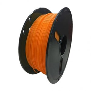 PLA Raise3d orange