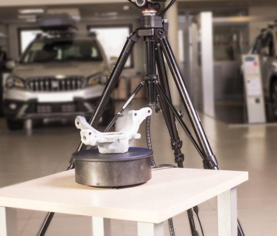 Scanner 3D Evatronix Optima