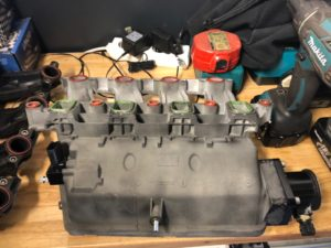 Heli Racing Manifold HP