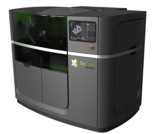 ExOne X1 25PRO