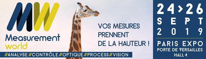 Measurement Wold 2019 logo