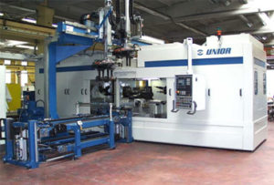 UNIOR Flexible centre end facing machines