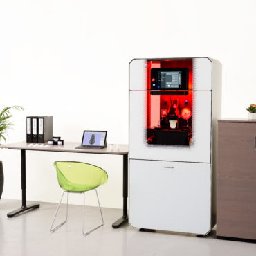 Admatec Admaflex 130 ceramic 3D printer
