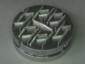 3D Micro Print Kleinserie auf einer Bauplattform