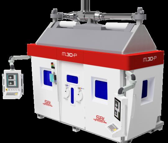 Machine 1 - M3DP