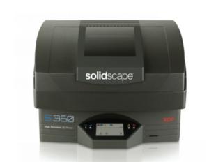 solidscape imprimante 3D s360