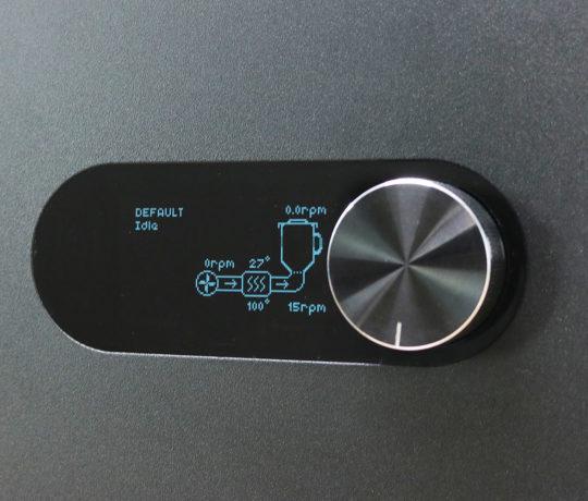 Dryer LED Screen