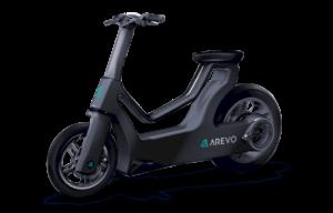 AREVO scooter
