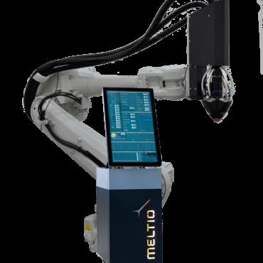 Hero Meltio Engine Robot Integration