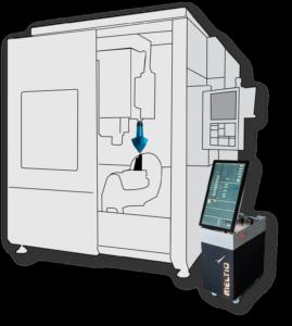 Meltio - Engine et CNC