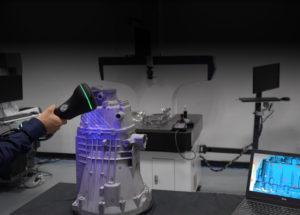 ScanTech Magic Composite 3D scanner