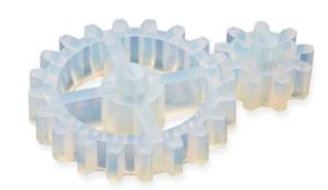 FORMLABS Engrenage résistant mécaniquement