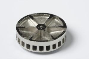 Admatec product 3D printed metal