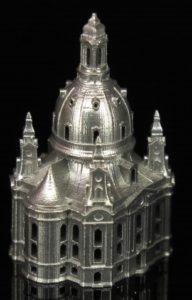 3D micro print Case Study Frauenkirche