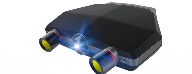 Tête Scanner 3D Solutionix C500