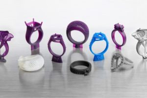 cartouches formlabs resines Joaillerie