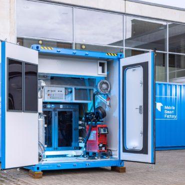Bionic Production - Mobil Smart Factory