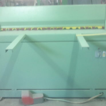 F11a.Electric cutting Brass Sheets 1250mm