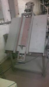 F8.Core ASSEMBLY mach-CORRUGATE 600-600 mm
