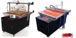 3D Platform - 3DP 1000