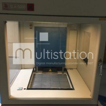 M191211 3D SYSTEMS SLA 5000