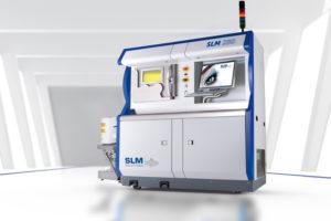 SLM 280 dual lasers