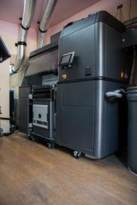 HP machine