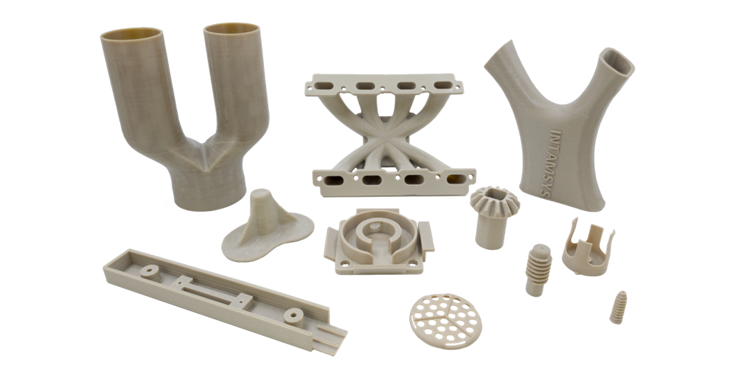 Identification of parts suitable for additive manufacturing PEEK