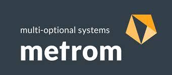Logo METROM