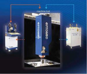 Optomec Machine Tool LPE