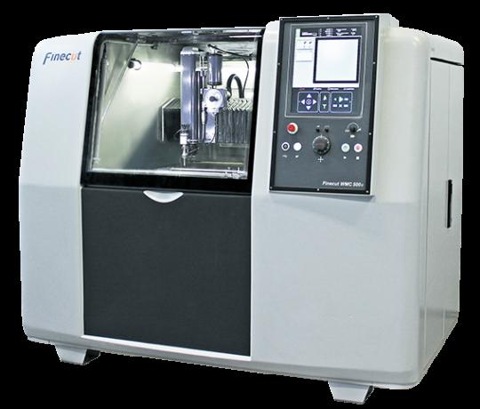 Finecut machine waterjet