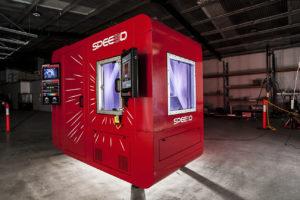 SPEE3D LightSPEE3D machine
