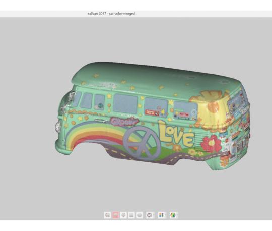 Scanner 3D Solutionix D700