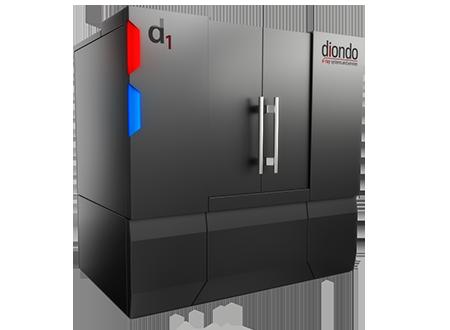 computer tomographie system Diondo D1