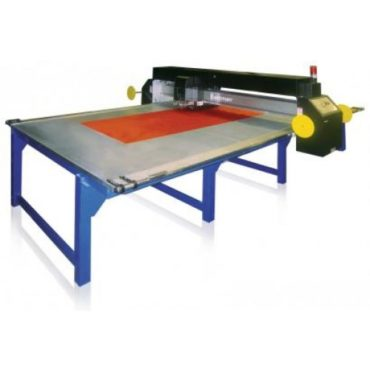 Eastman Combi Laser & Cutting - Static Table System