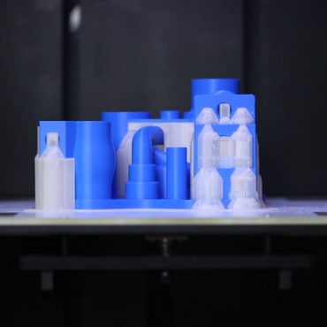 Zortrax M300 Dual 3D Printing with Dissolvable Support Premium Material Thumbnail