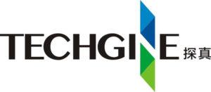 Logo Techgine 3D