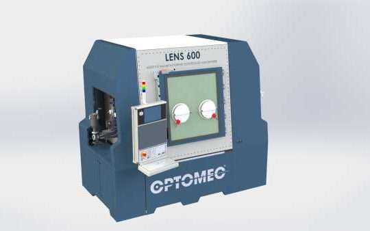 optomec LENS 600 AM CA