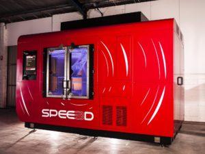 SPEE3D WarpSPEE3D